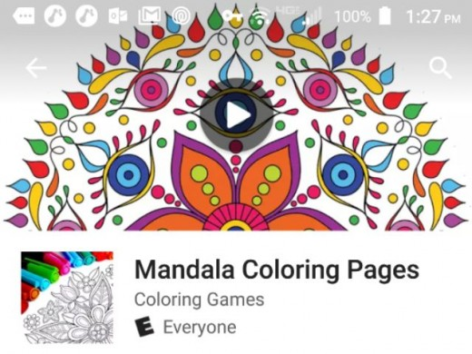 Mandala Coloring Pages Over 10 Million Downloads
