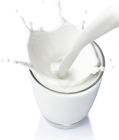 Better results can be taken when you use 100% fat milk.