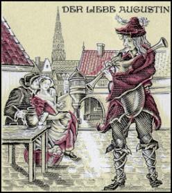 The Ominous Origin of an Austrian Folk Song - Ach du Lieber Augustin
