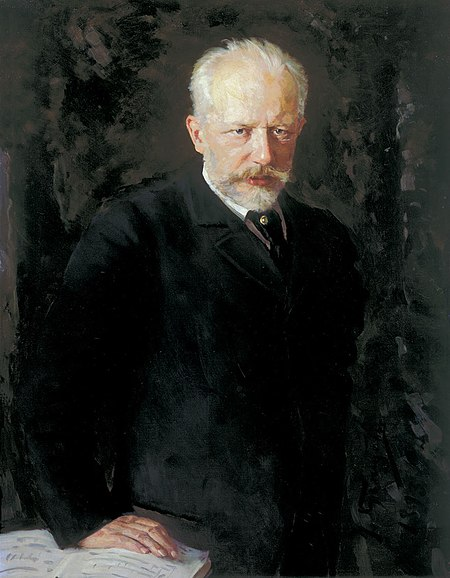 Great Russian Composer