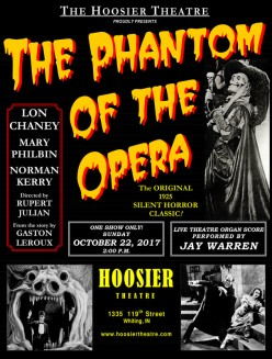 Silents On Sunday At The Cinema: The Phantom Of The Opera (1925)