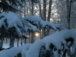Sun and the Moon in the Saami Myths and Folklore