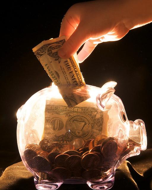 Gotta love saving money!