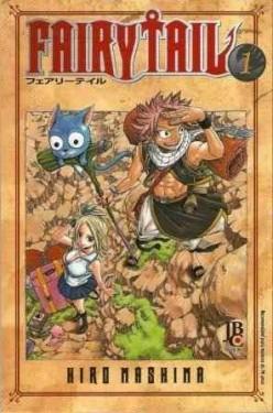 Manga Review: Fairy Tail Volume 1 by Hiro Mashima