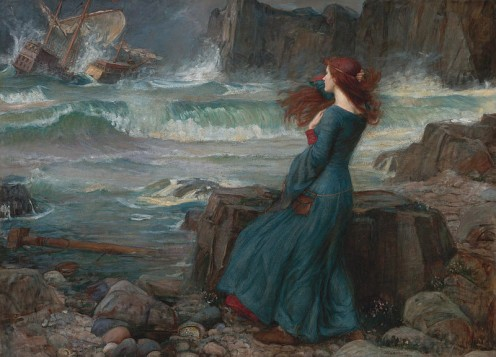 "Miranda: Shakespeare's Portrayal of Pure Innocence in ""The Tempest"""
