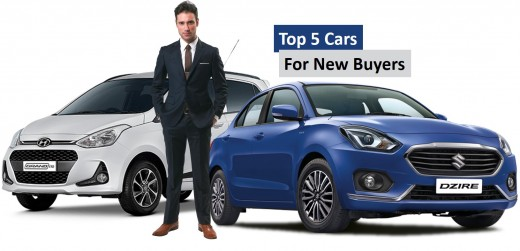 Top 5 Cars that first-time buyer can consider
