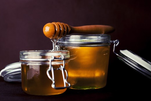 Raw honey is a true superfood