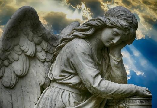 Missing God- Angel Worried