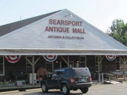 The Places I love to go when I visit Searsport and Belfast Maine