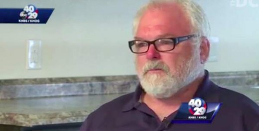 Modest Stephen Willeford probably saved lives, but claimed he's  not hero on television.