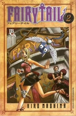 Manga Review: Fairy Tail Volume 2 by Hiro Mashima