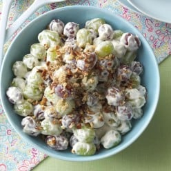 How To Make Grape Salad For Thanksgiving