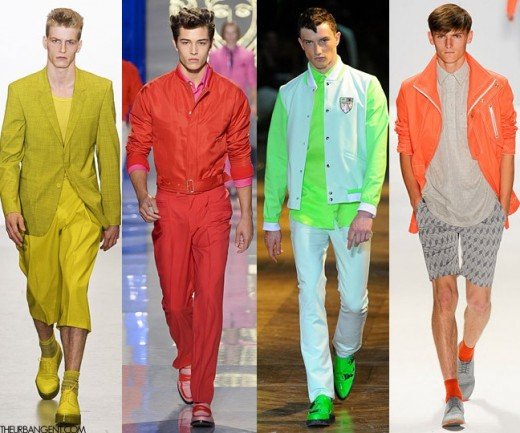 Men's Designer Wear.