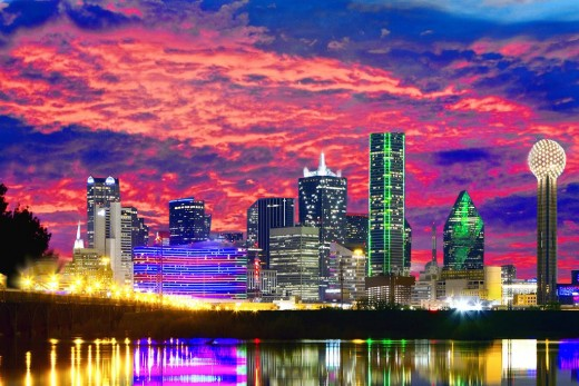 Dallas Has The Best Variety Of Top Activities in The Nation