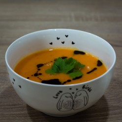 The Orange Autumn Soup