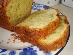 Courgette and Ginger Cake Recipe