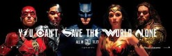 Review On The Movie Justice League Release Nov. 17, 2017