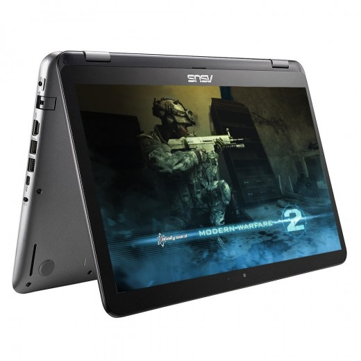 Exploit the speed of SSD, storage of Hard Drive, and convertibility of a tablet—all in one