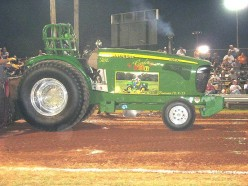 One Night at a Tractor Pull