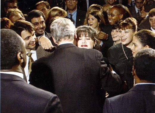 Bill Clinton and Monica Lewinsky - Consenting Adults