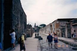 POMPEII STREET GRID