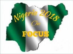 My Prayer to God for Nigeria 2018