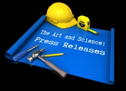 The Art and Science of Writing Press Releases