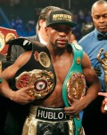 Why Floyd Mayweather Is the Greatest Boxer of All Times After Muhammad Ali.