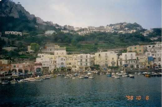 Sorrento Fishing Fleet