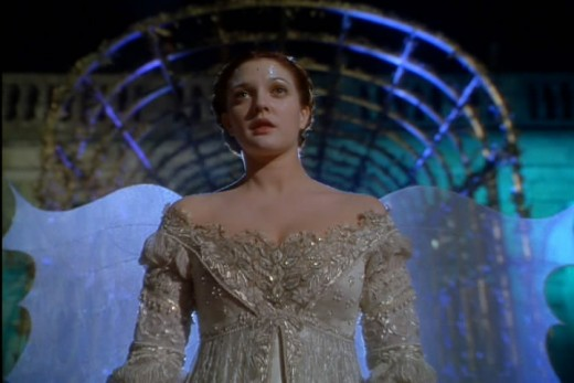 """Drew Barrymore played Danielle in the movie """"Ever After"""". Movie was based on the story of Cinderella and it was one of the most successful films in 1998."""