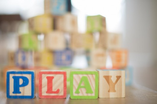 Play is an important part of a child's development.