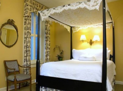 A Room at the Battery Carriage House Inn
