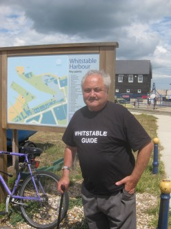 Whitstable People: Frank Schofield