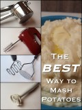 The Best Way to Mash Potatoes