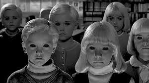 Group of Black Eyed Children