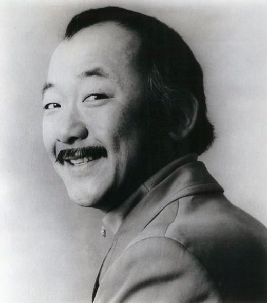 Pat Morita in 1971.