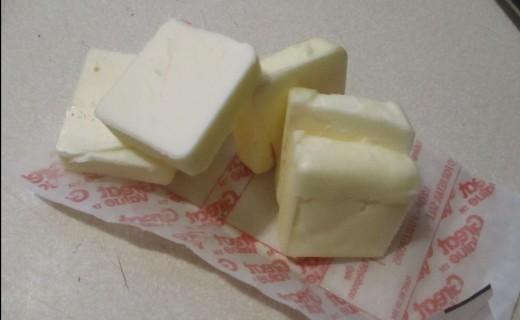 1 pats butter