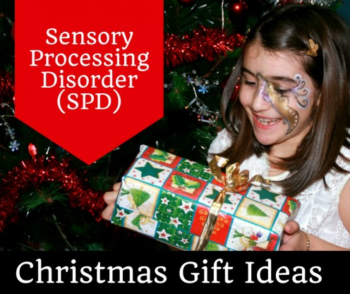 Christmas Gift Ideas for Children with Sensory Processing Disorder (SPD)