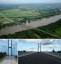 The Macapagal Bridge (Courtesy of: http://en.wikipedia.org/wiki/Butuan_City)