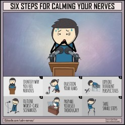 Is There a Proper Way to Deal With Nervousness?