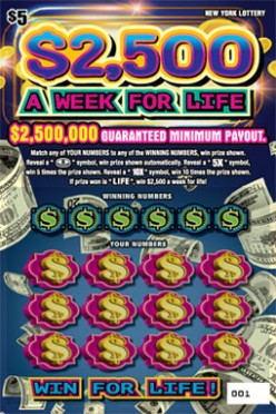 Confessions of a Scratch-off Fool