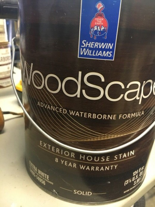 Sherwin Williams Woodscapes Stain Review Dengarden