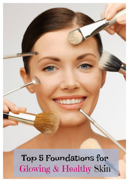 Get that healthy glow with the right foundation!