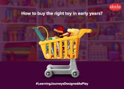 How to Buy the Right Toy in the Early Years