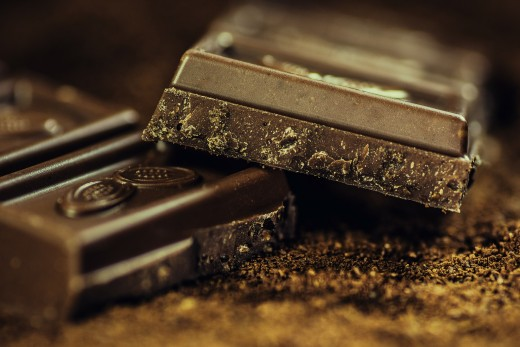 Dark chocolate is healthy!