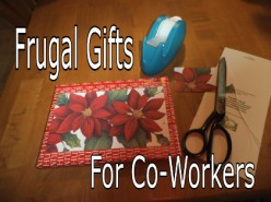 Frugal Gifts for Coworkers