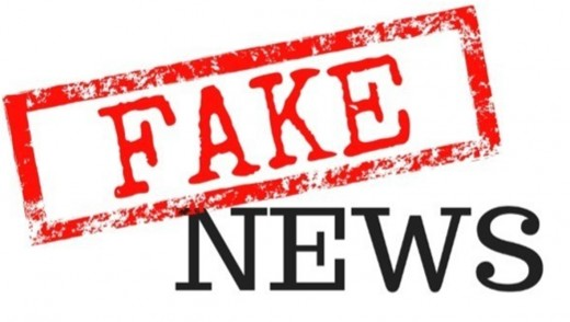 Fake news issue