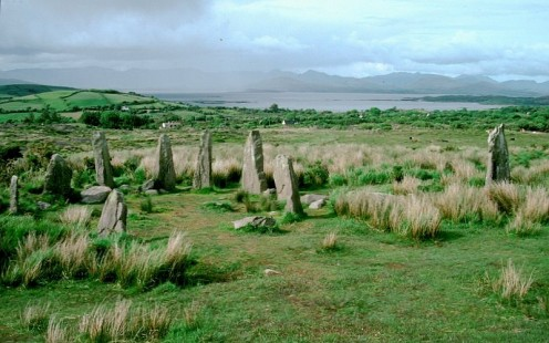 Ardgroom Stone Circle, Ireland