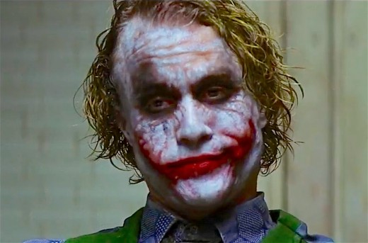 Heath Ledger - posthumous Academy Award winner.