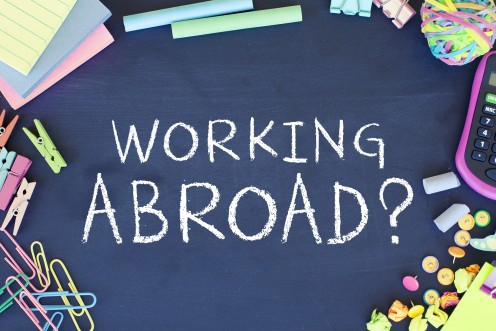 Working abroad as an expat